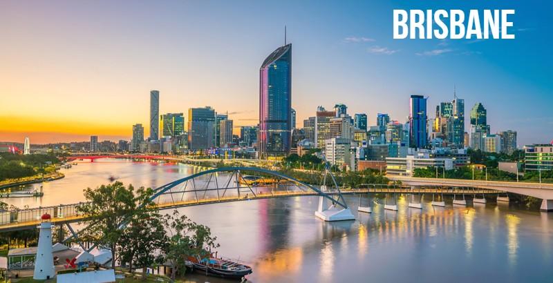 South Bank Brisbane City