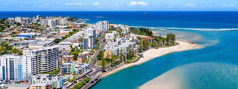Beautiful suburbs of Brisbane